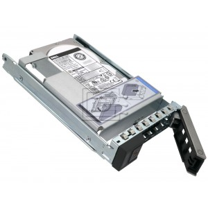 Dell 400-ATJF 1TB 7.2K RPM NLSAS 6Gbps 512n 2.5in Internal Hard Drive, 3.5in HYB CARR, CK