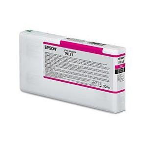 Epson C13T913300  Vivid Magenta Ink Cartridge (200ml)