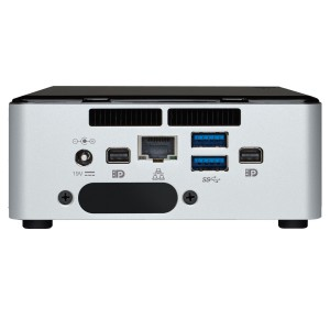 INTEL NUC KIT - i3-5010U, Serial Header with M.2 & 2.5'' Drive support