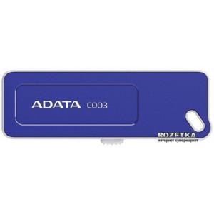 Adata ???AC003-8G-RBL Classic Series C003 8GB USB 2.0 Flash Drive