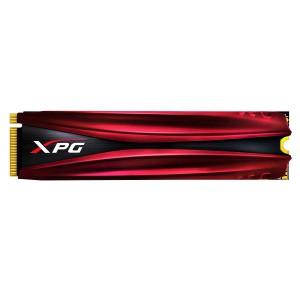 Adata ASX7000NPC-512G XPG GAMMIX S10 PCIe 512 GB 3D NAND NVMe Gen3x4 M.2 2280 Solid State Drive with Heat Sink