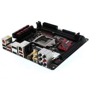 MSI MS-Z170I GAMINGPROAC LGA 1151 Intel Z170 HDMI SATA 6Gb/s USB 3.1 Mini ITX Intel Motherboard