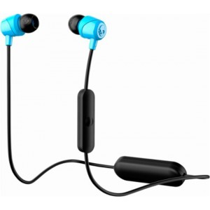 Skullcandy S2DUW-K012 Jib Wireless In-Ear Earphones with Mic (Blue)