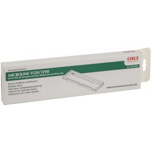 OKI 43571803 Original Ribbon Cartridge Black