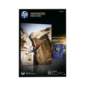 HP Q8697A  Advanced Glossy Photo Paper-20 sht/A3/297 x 420 mm