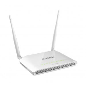 D-LINK DSL-G225 Wireless N300 ADSL2+/VDSL2 Modem Router