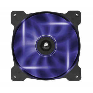 Corsair AF140 High Static Pressure Airflow 140mm Fan with Purple LED