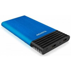 Adata AD-PBX7000BL-7000MAH 7000 mAh Blue Powerbank