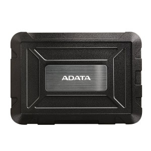 "Adata AED600U31-CBK Black 2.5"" External  Water Proof, Dirt Proof, Shock Proof Hard Drive Enclosure"