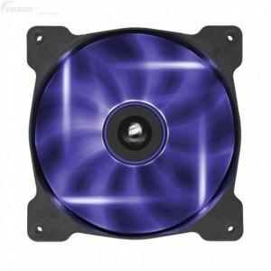 Corsair Air Series AF140 LED Quiet Edition High Airflow Fan - Purple