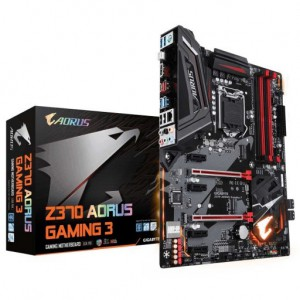 GIGABYTE GA-Z370-AORUS-GAMING3 Gaming 3 - 1.0 - motherboard - ATX - LGA1151 Socket - Z370