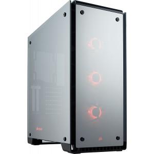 Corsair CC-9011126 Crystal Series 570X RGB Mirror Black Tempered Glass Premium ATX Mid Tower Case