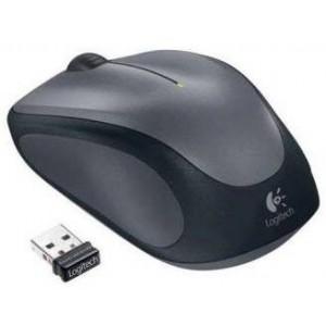 Logitech LT-1M235 Cordless Micro Nano Reciever Notebook Mouse
