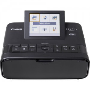 Canon SELHY CP-1300 BLACK Compact Photo Printer (Black)