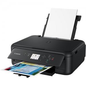 Canon PIXMA TS5140 Wireless All-in-One Inkjet Printer (Black)