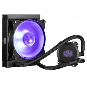Cooler Master MLW-D12M-A20PC-R1 MasterLiquid ML120L RGB AIO CPU Cooler - 120mm