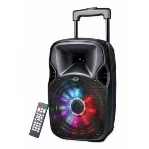 Astrum A14080-B  Trolley Multimedia Speaker Wireless 25W + Tweeters