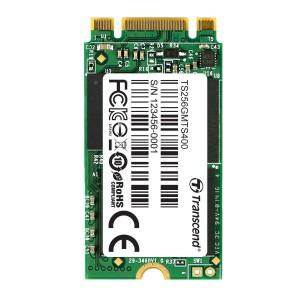 Transcend 256 GB SATA III 6Gb/s MTS400 42 mm M.2 SSD Solid State Drive