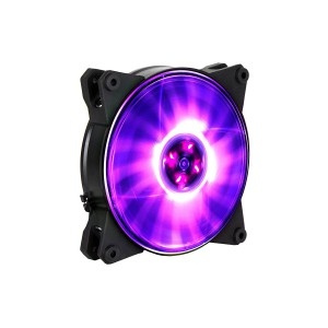 Cooler Master MFY-F2DN-11NPC-R1 120 Air Flow RGB Jet-Inspired Fan Blade