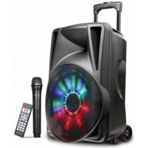Astrum A14120-B  TM120 Trolley Multimedia Speaker Wireless 30W + Tweeters