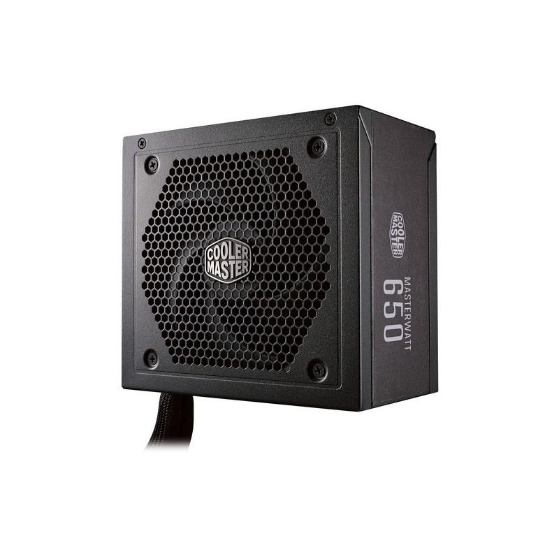 CoolerMaster MPX-6501-AMAAB MasterWatt 650 650W 80 Plus Bronze Semi-Modular Power Supply