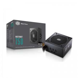 CoolerMaster MPX-7501-AMAAB MasterWatt 750 750W 80 Plus Bronze Semi-Modular Power Supply