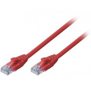 Unbranded CAT620CMR  CAT6 Patch Cord Red