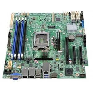 Intel  DBS1200SPLR Motherboard - Micro ATX - LGA1151 Socket