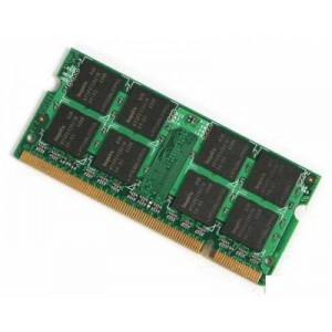 Unbranded MOBMEM1GB800 1GB DDR2-800 200pin Notebook Memory