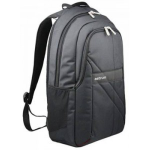 "Astrum A21030-B  LB300 18"" Nylon Laptop Backpack"