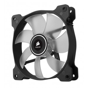 Corsair SP120 Quiet Edition High Airflow 120mm Fan with White LED
