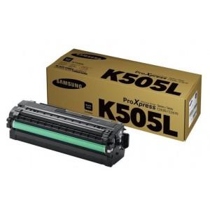 SAMSUNG HP S-Print Samsung CLT-K505L  Black Laser Toner Cartridge