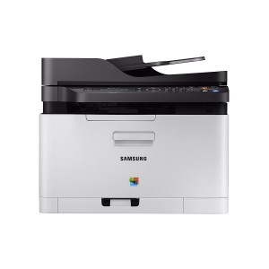 Samsung SL-C480FW/SS256 Wireless Color Printer with Scanner, Copier & Fax