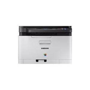 Samsung SL-C480W/SS257M Color Laser Multifunction Printer