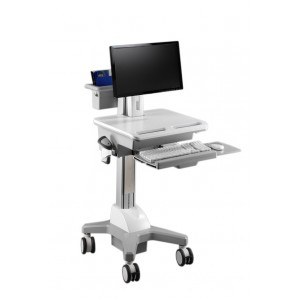 Aavara CNH01 Mobile Workstation Cart