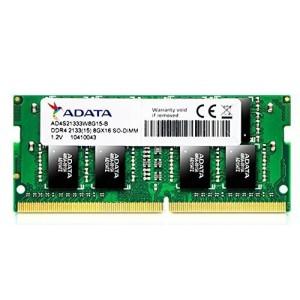 Adata AD4S2133316G15 Premier 16GB DDR4 2133MHz (PC4-17000) CL15 SODIMM Memory
