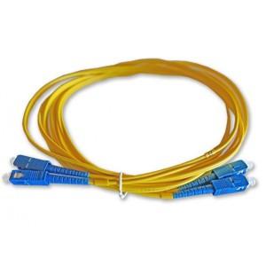 Linkbasic FIB-FSCUSM3 Fibre Flylead SC-SC UPC SM 3 M Long