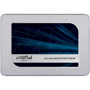"Crucial CT250MX500SSD1  250GB MX500 2.5"" Internal SSD (Solid State Drive)"