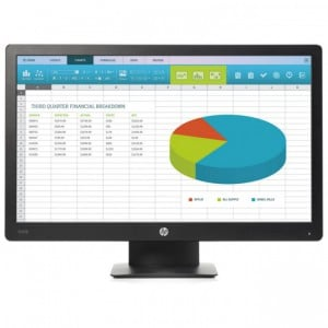 HP X7R53AS ProDisplay P203 20-inch Monitor
