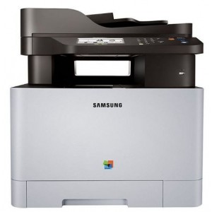 SAMSUNG HP S-Print Samsung SL-C1860FW A4 Color 4 in 1 Laser Printer -Print,Copy,Scan,Fax,LAN,WiFi