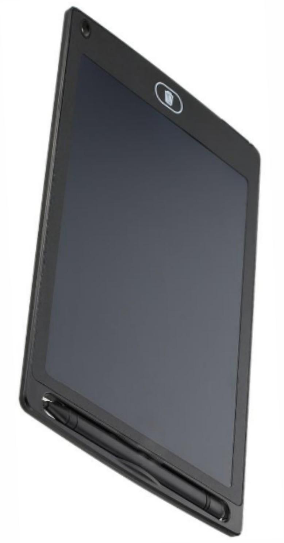 8 5 inch LCD Writing Tablet - Black - GeeWiz