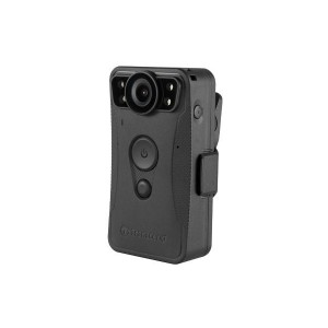 Transcend TS64GDPB30A Full HD 1080P Body Camera with 64GB Storage Capacity