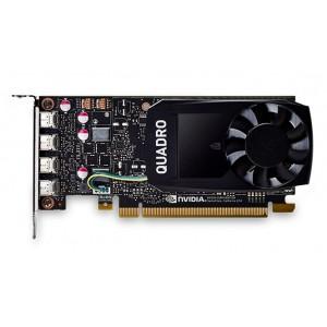 PNY_QFXP1000-DVI  nVidia Quadro P1000 Workstation GPU,PCIe 3.0 4GB DDR5 Graphics Card