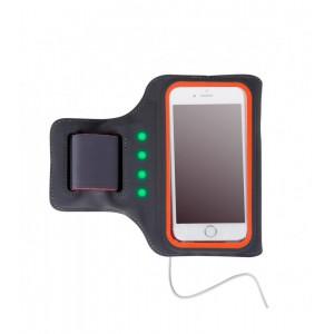 """Astrum A20047-K AB470 LED Self Powered Armband 4.7"""" Orange"""
