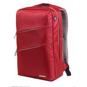 "Kingsons K8533WR Evolution Series Red 15.6"" Laptop Backpack"