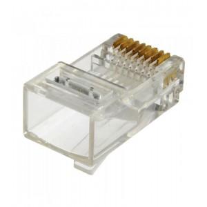 Astrum A72010-Q RJ45 Connectors 100pc Pack for Cat5e
