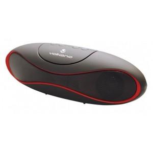 Volkano VB706BK  Infinity Black Bluetooth Rechargeable Speaker