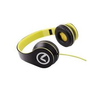 Amplify AM2003BKG Low Ryders Foldable Headphones