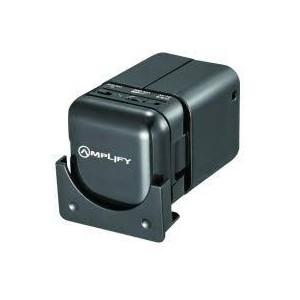 Amplify AM3001-FLEXI-BK Portable Folding Speaker with Phone Cradle