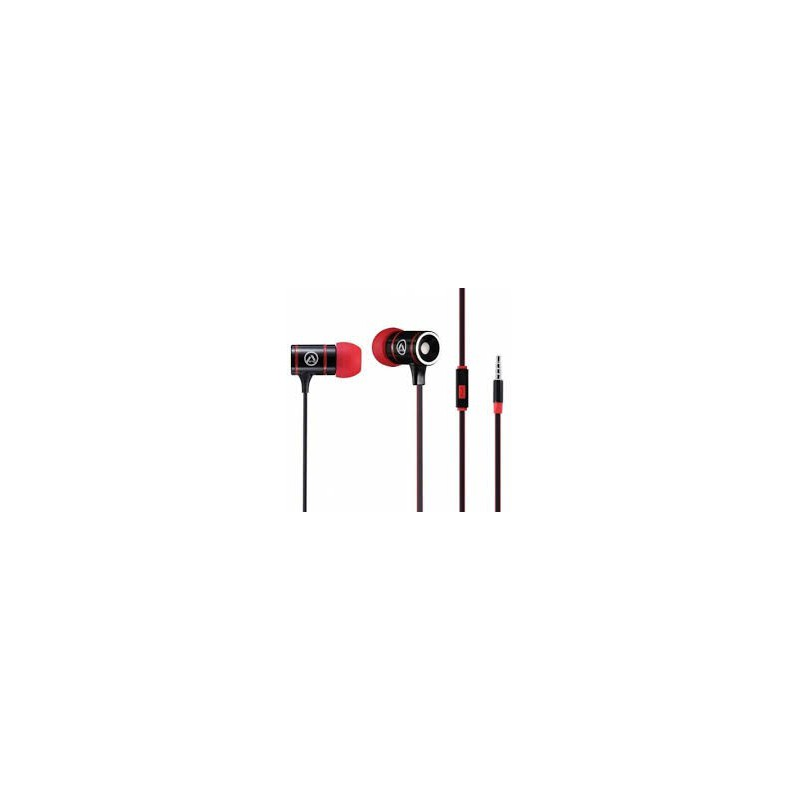 Amplify AMP1004RD Load Earphones with Mic